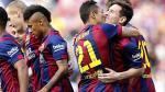 Barcelona empató 2-2 con el Deportivo La Coruña, que se salvó del descenso - Noticias de punto fijo