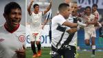 Alianza Lima vs. Universitario de Deportes: ellos ya anotaron en clásicos (VIDEOS) - Noticias de anthony maldonado