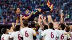 Barcelona: Xavi Hernández y las emotivas palabras de sus padres tras adiós