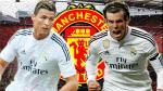 Manchester United le puso precio a Cristiano Ronaldo y Gareth Bale