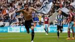 Jonas Gutierrez superó el cáncer y salvó al Newcastle del descenso - Noticias de convocatoria asimilacion pnp mazamari mayo 2013