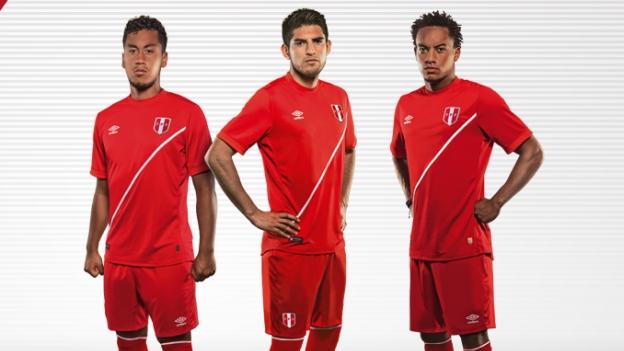 La Selección Peruana debutará con Brasil el 14 de junio. (Umbro)