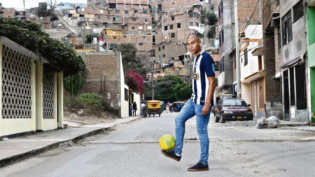 Cristian Mejía tiene dos partidos oficiales con Alianza Lima. (Jesús Saucedo/Alexander Bustillos)