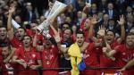 Sevilla bicampeón de la Europa League tras vencer 3-2 al Dnipro - Noticias de esto es guerra
