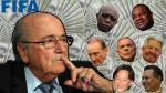 FIFA: todo sobre el escándalo en Zúrich por casos de corrupción - Noticias de foto papeletas