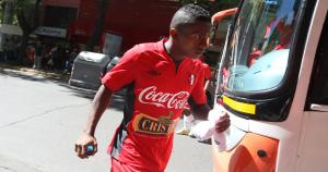 Yordy Reyna fue figura de la Selección Peruana Sub-20 de 2013. (USI)