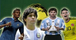Los jugadores que brillaron tras jugar un Mundial Sub 20. (Ilustración Depor)