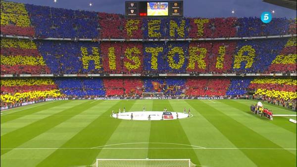 barcelona vs athletic bilbao camp nou dividido por