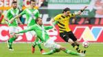 Borussia Dortmund vs. Wolfsburgo en vivo por la final de la Copa Alemana - Noticias de paolo guerrero