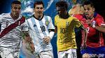 Copa América 2015: sigue los amistosos preparatorios de las selecciones - Noticias de paolo guerrero