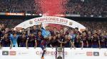Barcelona le ganó 3-1 al Athletic Bilbao y se coronó campeón de la Copa del Rey - Noticias de carlos puyol