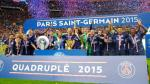 PSG campeón de Copa de Francia tras ganar 1-0 a Auxerre - Noticias de nicolas douchez