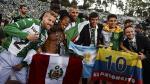 André Carrillo: Sporting Lisboa campeón y la 'Culebra' celebró con bandera peruana - Noticias de freddy montero