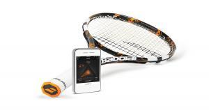 Babolat Play Pure Drive |Apareció a finales de 2013 y se caracteriza por tener sensores que recogen datos durante un partido, los cuales pueden ser visualizados desde un smartphone o tablet, vía Bluetooth. Babolat la valoriza en 400 dólares. (Babolat)