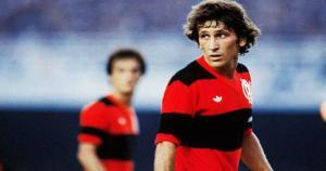 Zico es el goleador histórico del Flamengo con 340 tantos oficiales. Además, levantó la copa del Campeonato Carioca en 6 oportunidades: 1972, 1974, 1978, 1979, 1981 y 1986. (Foto: Facebook / Flamengo)