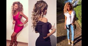 Fanny Neguesha es bailarina y modelo belga. (Difusión)