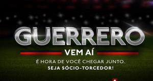Paolo Guerrero jugará en Flamengo por los próximos 3 años, luego de su paso por el Corinthians. (Flamengo)