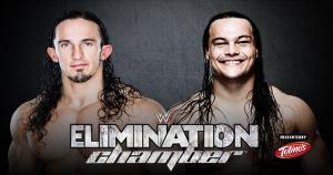 Elimination Chamber 2015: Neville enfrentará a Bo Dallas. (WWE)