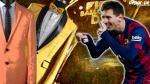 Lionel Messi, elige el traje y recoge tu Balón de Oro, por Renato Cárdenas - Noticias de messi y sus amigos resto del mundo