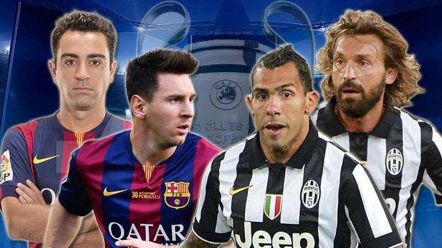 Barcelona y Juventus jugarán desde la 1:45 pm. del 6 de junio la final de Champions League. (Ilustración Depor)
