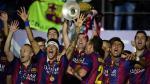 Barcelona campeón de la Champions League: azulgranas ganaron 3-1 a la Juventus - Noticias de penal el milagro