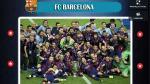 Champions League: revive el camino de Barcelona hacia el título (IMAGEN INTERACTIVA) - Noticias de angie panduro