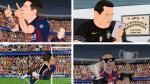 Barcelona y la mejor parodia de su quinto título de Champions League (VIDEO) - Noticias de tomás roncero