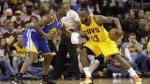 NBA: Cleveland Cavaliers venció 96-91 a Golden State en la tercera final - Noticias de matthew green