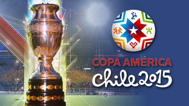 Resultado de imagen para copa américa 2015