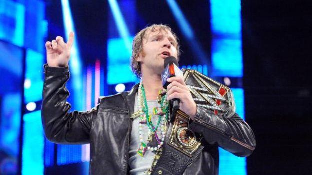 Dean Ambrose se enfrentará a Seth Rollins en Money in the Bank 2015. (WWE)