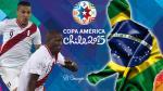 ¿Qué amigos se encontrarán en el Perú vs. Brasil en la Copa América? - Noticias de brasileirao 2013