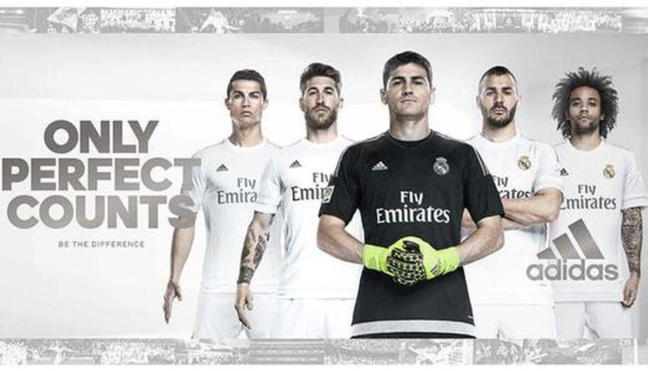 Real Madrid Presentó Su Nueva Camiseta Con Iker Casillas Y Cristiano Ronaldo Fotos Foto 1 De 9 Depor Com