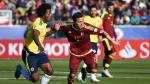 Colombia perdió 1-0 ante Venezuela por la Copa América 2015 - Noticias de venezuela perú eliminatorias 2014