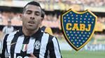 Carlos Tévez: esto dijo el presidente de Boca Juniors sobre su posible llegada - Noticias de paris saint german