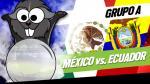 México vs. Ecuador: el Cuy Yimi ya tiene su pronóstico para este partido - Noticias de valparaiso
