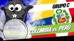 Perú vs. Colombia: el Cuy Yimi ya conoce al ganador del choque en Temuco (VIDEO) - Noticias de hinchas famosos
