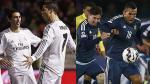 Cristiano y Messi: conoce a los cinco cracks argentinos que jugaron con ellos - Noticias de colombia sub 20