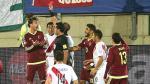 Fernando Amorebieta explicó el pisotón contra Paolo Guerrero en la Copa América - Noticias de colombia sub 20