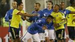 Mamá de Carlos Bacca lo regañó por el empujón contra Neymar en la Copa América - Noticias de colombia sub 20