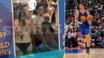 NBA: estrella de Golden State festejó con 'twerking' bajo el agua (VIDEO) - Noticias de sensual baile