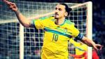Zlatan Ibrahimovic quiere jugar con Suecia en los Juegos Olímpicos Río 2016 - Noticias de erik hamren