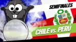 Perú vs. Chile: el Cuy Yimi ya eligió al ganador de este partidazo (VIDEO) - Noticias de hinchas famosos