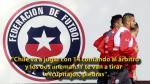 Perú vs. Chile: Phillip Butters y sus declaraciones más polémicas en la previa - Noticias de frecuencia latina