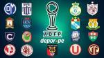 Torneo Apertura: hora, fecha y canal de la octava fecha - Noticias de sporting cristal