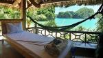 Hasta los mejores hoteles del mundo apuestan por una relajante hamaca. (Instagram)