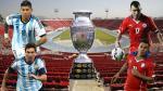 Chile vs. Argentina: los compañeros que se encontrarán en la final de Copa América - Noticias de estadio nacional