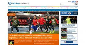 No fue fácil vencer a Perú. (Bio Bio)