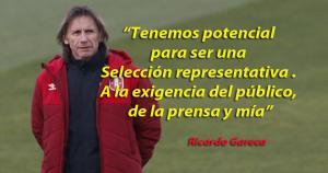 Ricardo Gareca tiene contrato hasta el final de la Eliminatoria. (Agencias)