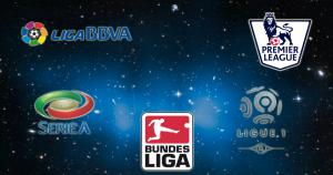 La Liga BBVA y las demás grandes ligas de Europa estrenarán balones en una nueva temporada. (Ilustración Depor)
