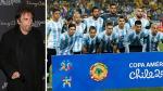 Argentina: Al Pacino y sus emotivas palabras previo a la final de Copa América - Noticias de actores brasileños